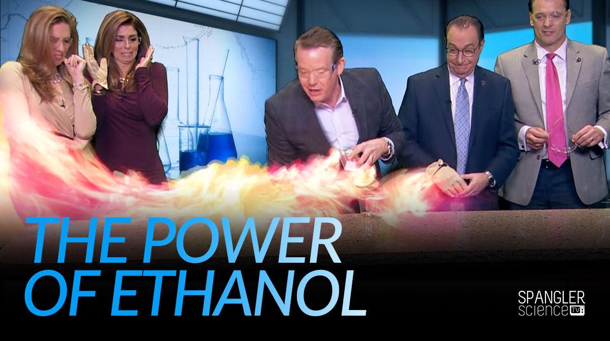 The Power of Ethanol Clean Burning Fuel Steve Spangler on 9News