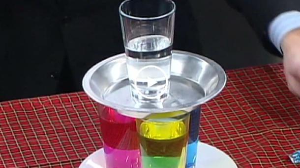 Table Tricks 9News