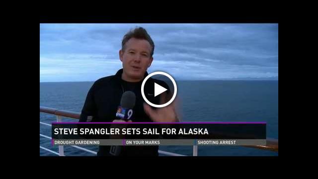 Science at Sea 2013 - Alaska with Steve Spangler